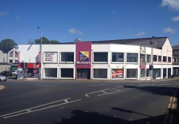 Thumbnail Industrial to let in Market Street & 17–21 Cameron Place, Ballymoney, County Antrim
