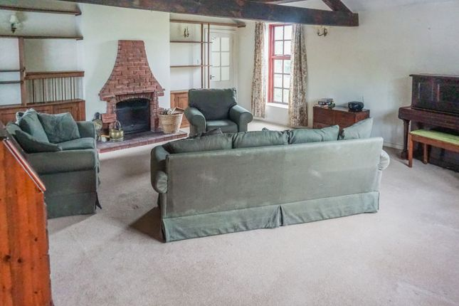 Lounge of Marsh Lane, Norley, Frodsham WA6
