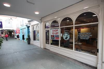 Thumbnail Retail premises to let in 10 Reindeer Court, Worcester, Worcestershire