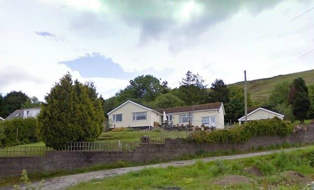 Thumbnail Bungalow to rent in Glamorgan Terrace, Gilfach Goch, Porth