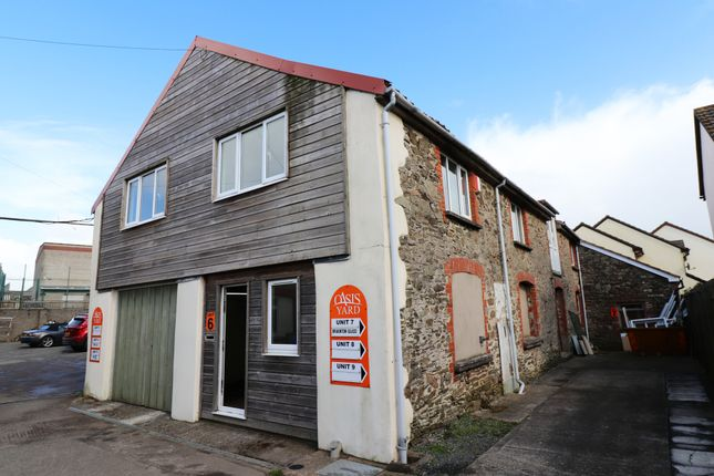 Thumbnail Industrial for sale in Exeter Road, Braunton