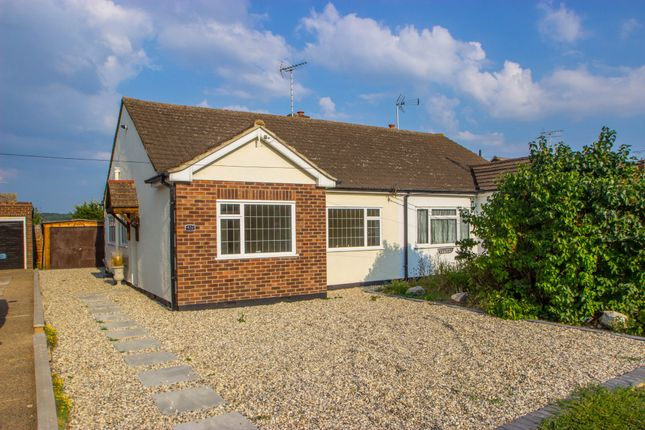 Thumbnail Semi-detached bungalow for sale in High Road, Benfleet