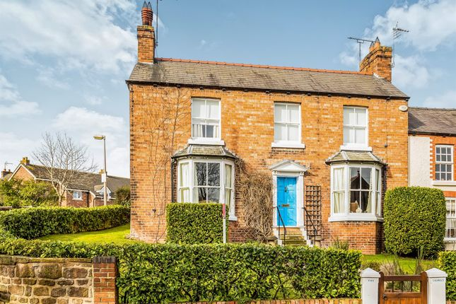 Thumbnail Detached house for sale in High Street, Tarvin, Chester