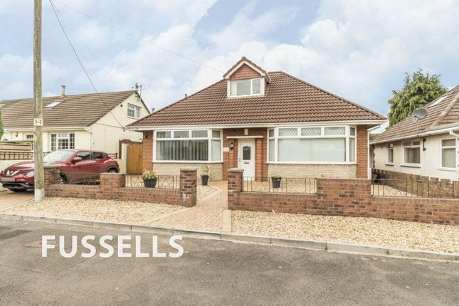 Thumbnail Detached house for sale in Jerries Lane, Bedwas, Caerphilly