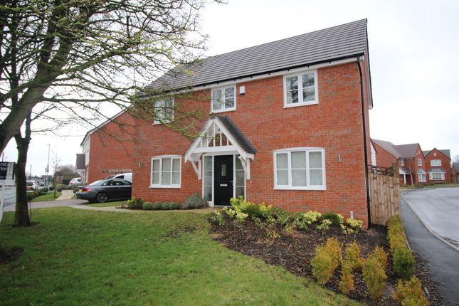 Thumbnail Detached house for sale in Bellamy Lane, Wolverhampton, West Midlands