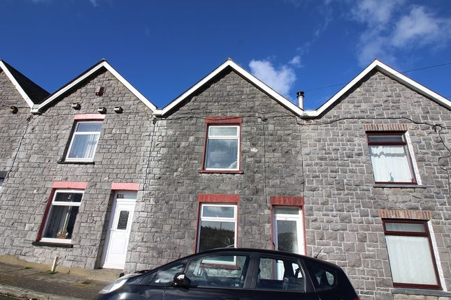Thumbnail Terraced house to rent in Gwili Road, Hakin, Milford Haven, Pembrokeshire.