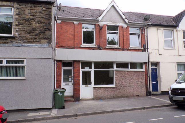 Thumbnail Flat to rent in Bridge Street, Abercarn, Newport