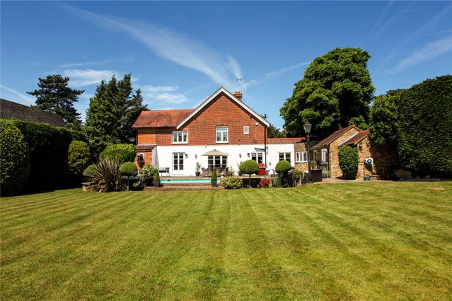 Thumbnail Detached house for sale in Station Road, Wraysbury, Berkshire