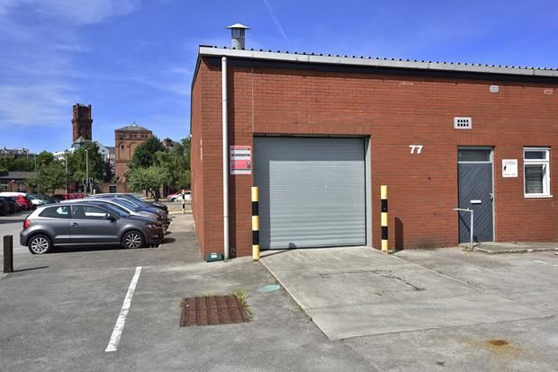 Thumbnail Light industrial to let in Unit 77/79, Woodside Business Park, Shore Road, Birkenhead