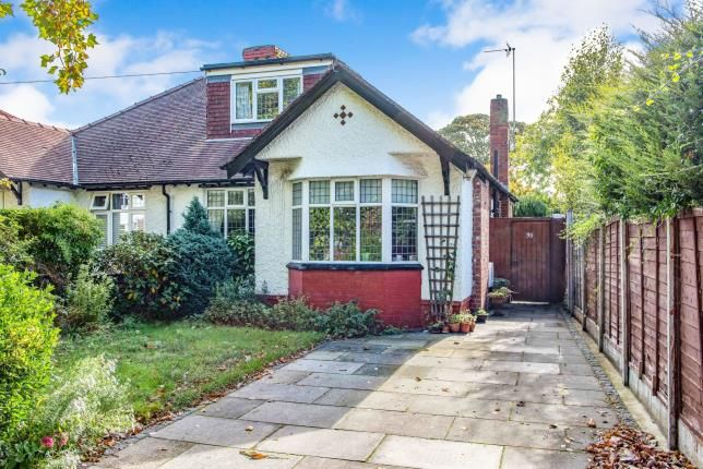 Thumbnail Bungalow for sale in Stanley Road, Formby, Liverpool, Merseyside