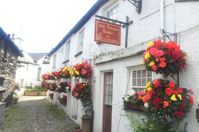 Front Of House of Ann Tysons House, Wordsworth Street, Hawkshead, Ambleside, Cumbria LA22
