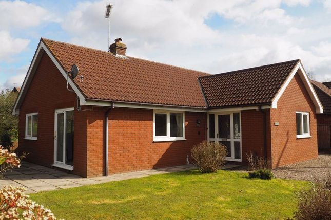 Thumbnail Detached bungalow for sale in Little Dewchurch, Hereford