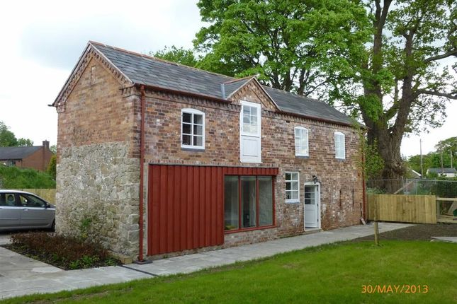 Thumbnail Detached house to rent in The Stables, City House, Four Crosses, Llanymynech, Powys