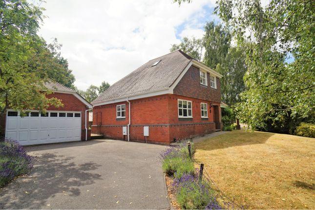 Thumbnail Detached house for sale in Baker Crescent, Doddington Park