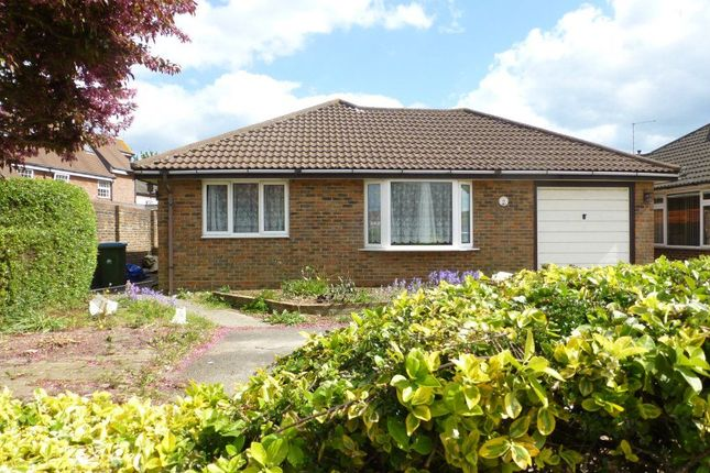 Thumbnail Bungalow to rent in Chalcraft Lane, North Bersted, Bognor Regis