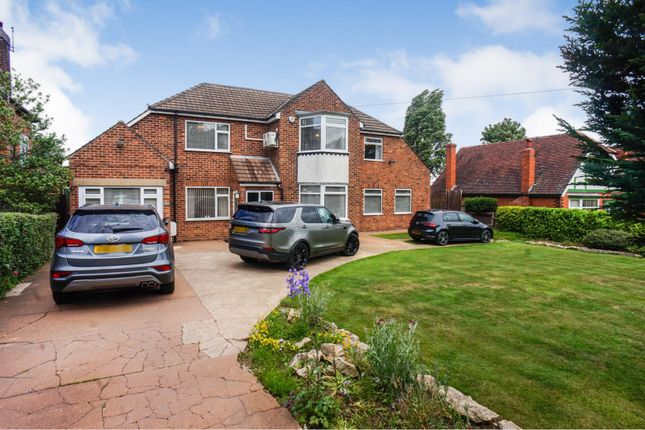 Thumbnail Detached house for sale in Bunkers Hill, Lincoln