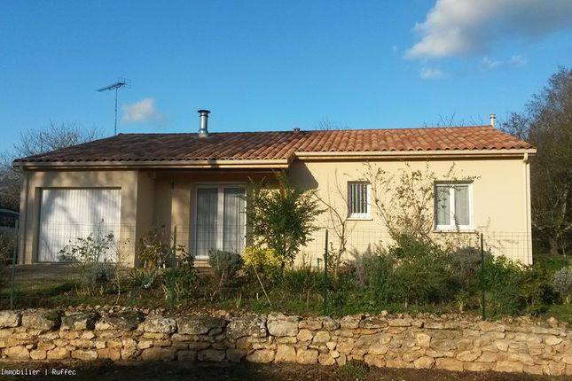 3 bed property for sale in Villefagnan, Poitou-Charentes, 16240, France