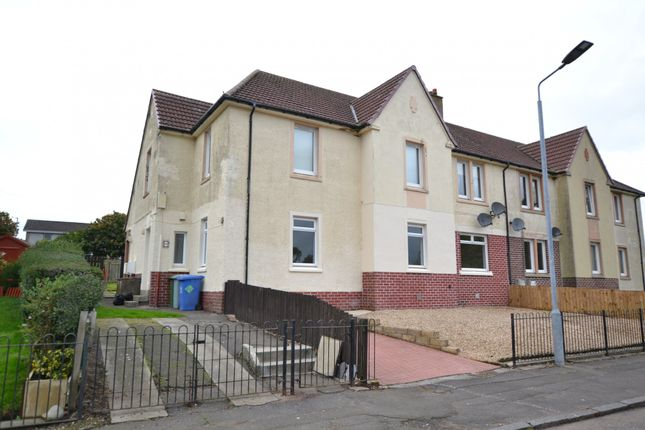 Thumbnail Flat for sale in Larkhall Road, Glassford, Strathaven, Lanarkshire