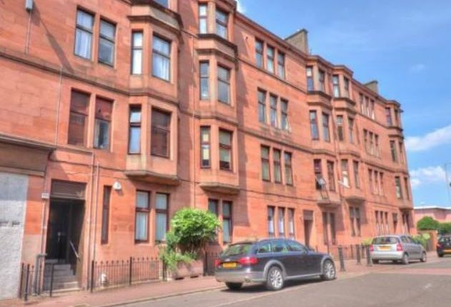 Thumbnail Flat to rent in Stratford Street, North Kelvinside, Glasgow