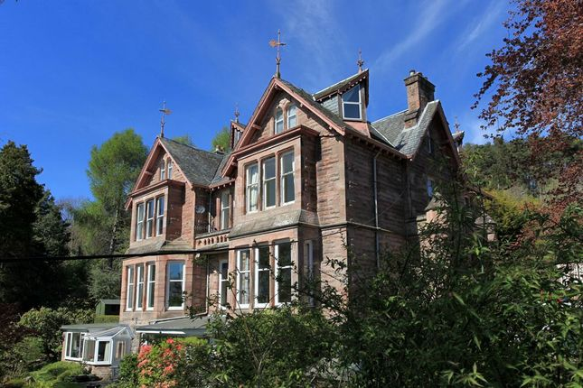 4 bed flat for sale in Ancaster Road, Crieff