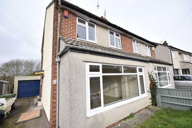 3 bed semi-detached house to rent in Hillview Close, Oldland Common, Bristol BS30