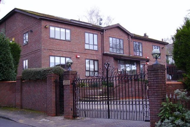 Thumbnail Flat for sale in The Courts, Ringley Park, Whitefield, Manchester