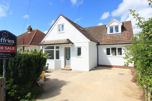 Thumbnail Detached house to rent in Merton Crescent, Fareham