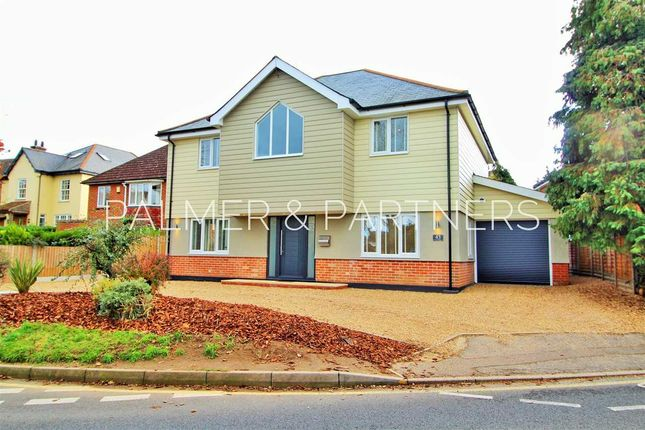 Thumbnail Detached house for sale in Church Lane, Lexden, Colchester