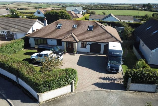 Thumbnail Detached house for sale in Peguarra Close, St. Merryn, Padstow