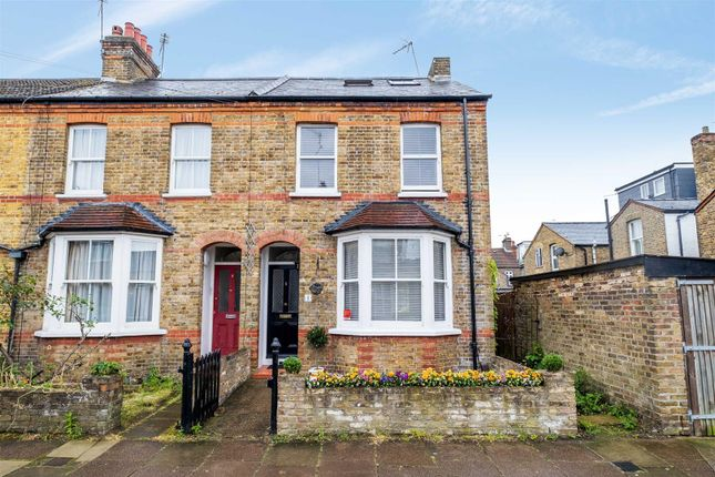 Thumbnail 4 bed end terrace house to rent in Hows Close, Cowley, Uxbridge