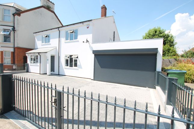 Thumbnail Detached house for sale in Tomline Road, Felixstowe
