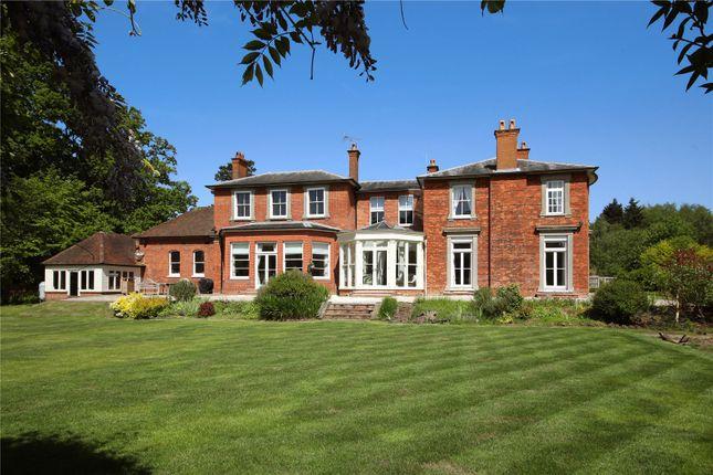 Thumbnail Detached house for sale in Woodside Road, Winkfield, Windsor, Berkshire
