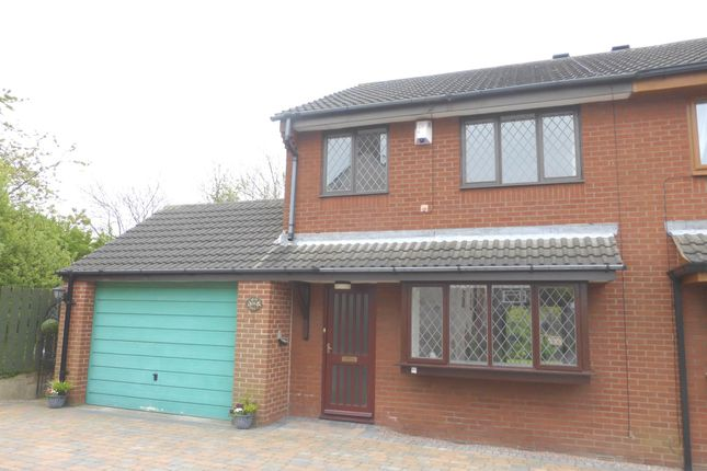 Thumbnail Semi-detached house for sale in West Hill, Kimberworth, Rotherham