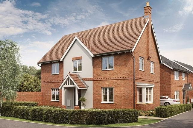 "Thumbnail Property for sale in ""The Somerton"" at Bartestree, Hereford"