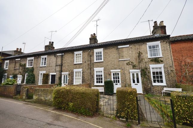 Thumbnail Terraced house to rent in Brook Street, Woodbridge
