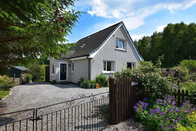Thumbnail Detached house for sale in Kincraig, Kingussie