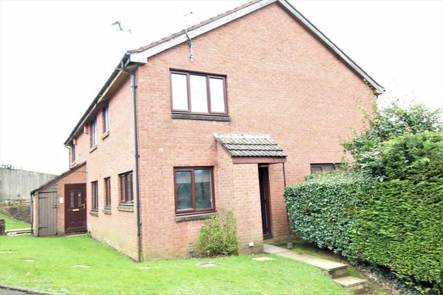 Thumbnail End terrace house for sale in Forest View, Fairwater, Cardiff