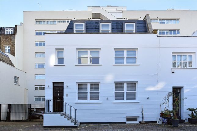 Thumbnail Mews house for sale in Radnor Mews, Lancaster Gate, London