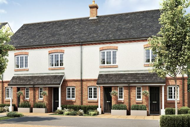 "Thumbnail Terraced house for sale in ""The Delphina"" at Gold Hill North, Chalfont St. Peter, Gerrards Cross"