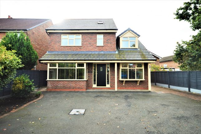 Thumbnail Detached house to rent in Woodlands Drive, Knutsford