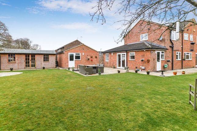 Rear Garden of Brookside, Weston Turville, Aylesbury HP22