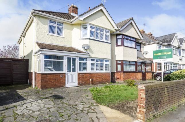 Thumbnail Semi-detached house for sale in Regents Park Road, Southampton
