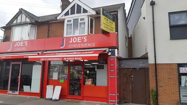 Thumbnail Commercial property for sale in Kings Road, Chelmsford, Essex