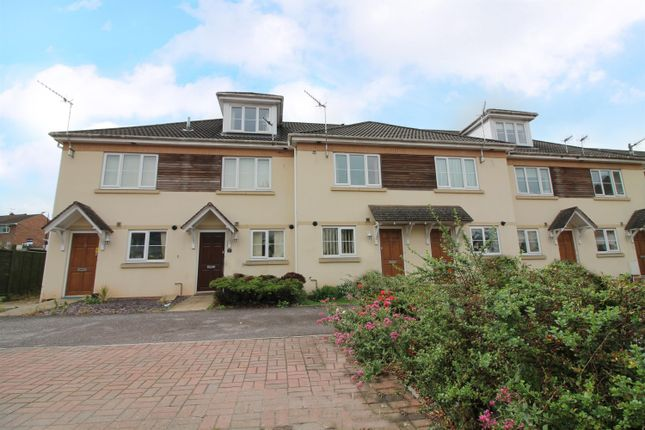 Thumbnail Terraced house to rent in Pond Head Court, Pill, North Somerset