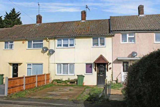 Thumbnail Terraced house for sale in Fonteyn Close, Laindon, Basildon
