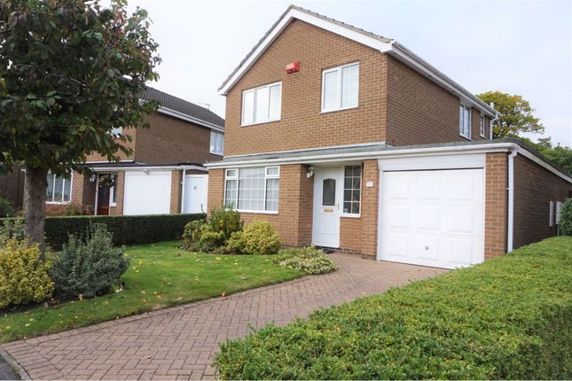 Thumbnail Detached house for sale in The Vale, Stockton-On-Tees