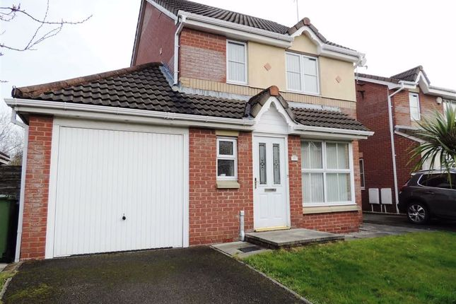 Thumbnail Detached house for sale in Hollybank, Droylsden, Manchester