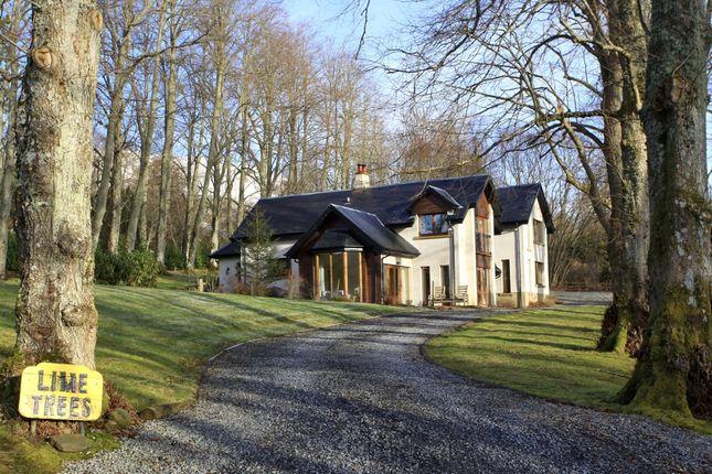 Thumbnail Detached house for sale in Garth, Aberfeldy