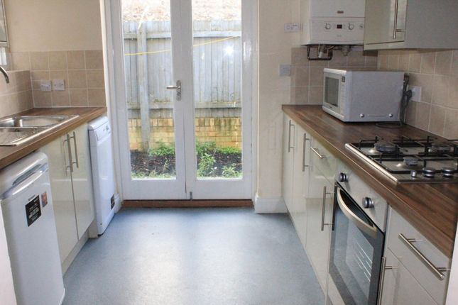Thumbnail Terraced house to rent in St. Georges Road, Brighton