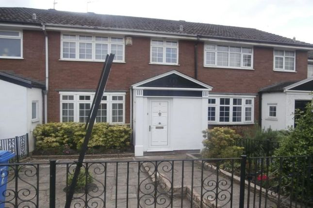 Thumbnail Semi-detached house to rent in Oakfield Mews, Stockport